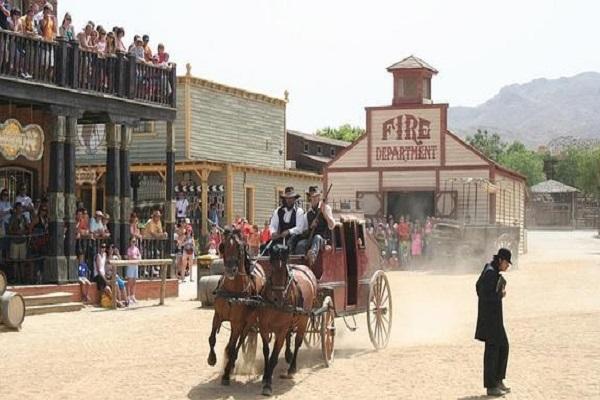 que visitar durante el Almeria western film festival